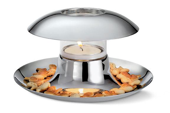 Branded Callampa illuminated bowl