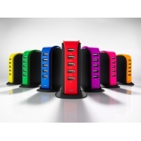 5 USB CHARGER TOWER PAINTURISSIMO